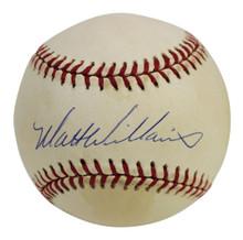 Giants Matt Williams Authentic Signed Coleman Onl Baseball  BAS #H91241