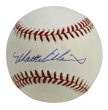 Giants Matt Williams Authentic Signed Coleman Onl Baseball BAS #H91010