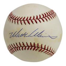 Giants Matt Williams Authentic Signed Coleman Onl Baseball BAS #H91244