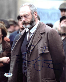 Liam Cunningham Blood and Steel Authentic Signed 8X10 Photo PSA/DNA #Z92480
