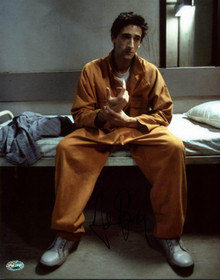 Adrien Brody The Jacket Signed Authentic 11X14 Photo Autographed PSA/DNA #J62803
