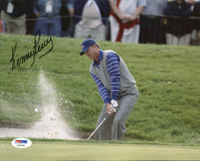 Kenny Perry PGA Golf Authentic Signed 8X10 Photo Autographed PSA/DNA #AB40588