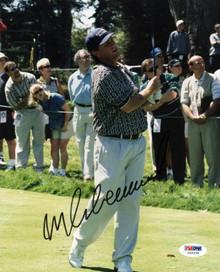 Mark Calcavecchia Golf Signed Authentic 8X10 Photo Autographed PSA/DNA #U25335