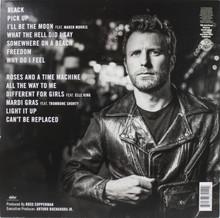 Dierks Bentley Signed Black Album Cover W/ Vinyl Autographed BAS #B62861