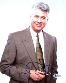 Barry Bostwick Spin City Authentic Signed 8X10 Photo Autographed BAS #B91064
