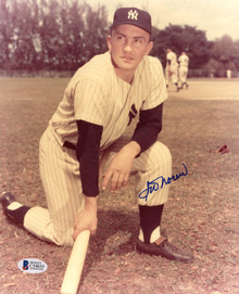 Yankees Irv Noren Authentic Signed 8X10 Photo Autographed BAS #C54655