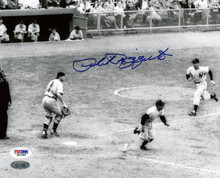 Yankees Phil Rizzuto Signed Authentic 8X10 Photo Steiner Holo & PSA/DNA #Q41286