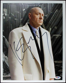 Kevin Spacey Superman Returns Signed Authentic 11X14 Photo PSA/DNA #T50427