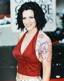 Jenny Mccarthy Sexy Signed Authentic 16X20 Photo Autographed PSA/DNA #U70539
