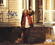 Blythe Danner Ill See You In My Dreams Signed Authentic 8X10 Photo PSA #Y92590