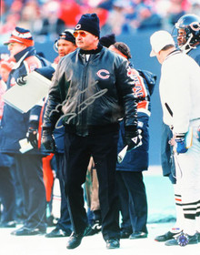 Bears Mike Ditka Signed Authentic 16X20 Photo Autographed PSA/DNA #U70674