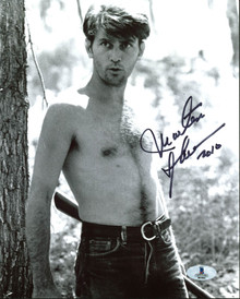 Martin Sheen Badlands Authentic Signed 8X10 Photo Autographed BAS #B03861