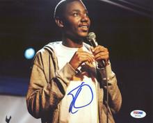 Jerrod Carmichael Signed Authentic 8X10 Photo Autographed PSA/DNA #Y87025