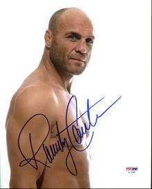 Randy Couture UFC Authentic Signed 8X10 Photo Autographed PSA/DNA #AC22966