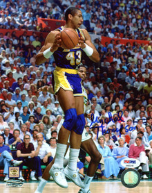 Lakers Mychal Thompson Authentic Signed 8X10 Photo Autographed PSA/DNA #AA69249