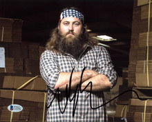 Willie Robertson Duck Dynasty Authentic Signed 8X10 Photo BAS #C18582