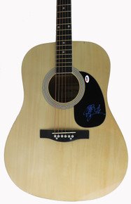 Billy Ray Cyrus Signed Guitar Autographed PSA/DNA #T21332