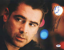 Colin Farrell The Recruit Signed Authentic 11X14 Photo PSA/DNA #U72016