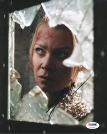 Laurie Holden The Walking Dead Signed Authentic 8X10 Photo PSA/DNA #U72941