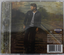 Chris Young Signed A.M. CD Insert W/ Disc Autographed BAS #B62839