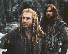 Aidan Turner The Hobbit Signed Authentic 11X14 Photo Autographed PSA/DNA #Y78162