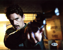 Ethan Hawke Predestination Authentic Signed 8X10 Photo Autographed BAS #C15091