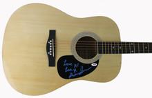 Sharon Jones (The Dap Kings) Authentic Signed Guitar Autograph PSA/DNA #Q51266