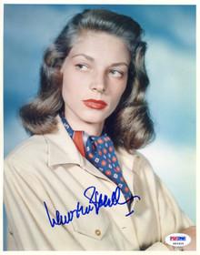 Lauren Bacall Signed Authentic 8X10 Photo Autograph PSA/DNA #P43325