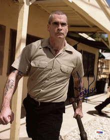 Henry Rollins Sons Of Anarchy Signed Authentic 11X14 Photo PSA/DNA #M43348