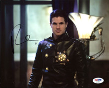 Robbie Amell The Flash Authentic Signed 8X10 Photo Autographed PSA/DNA #AC46833