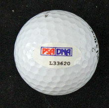 Natalie Gulbis Lpga Tour Authentic Signed Callaway 2 Golf Ball PSA/DNA #L33620