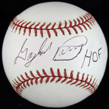 Giants Gaylord Perry 'HOF' Signed Authentic OML Baseball JSA #F77157
