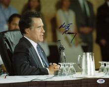 Mitt Romney Signed Authentic 11X14 Photo Autographed PSA/DNA #Q45698