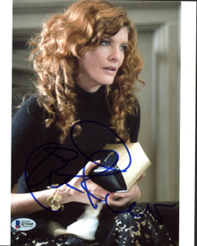 Rene Russo Two for the Money Authentic Signed 8X10 Photo Autographed BAS #B73945