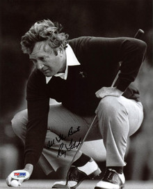 Ray Floyd Golf Signed Authentic 8X10 Photo Autographed PSA/DNA #M42055