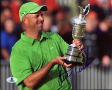 Stewart Cink PGA Golf Authentic Signed 8X10 Photo Autographed BAS #B04336