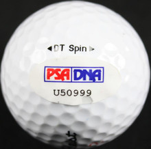 Rory Sabbatini Authentic Signed Titleist Golf Ball Autographed PSA/DNA #U50999