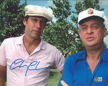 Chevy Chase Caddyshack Authentic Signed 11X14 Photo Autographed BAS Witnessed 1