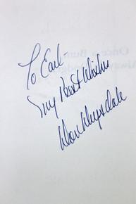Dodgers Don Drysdale Authentic Signed Book Autograph PSA/DNA #S85404