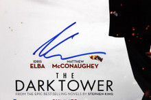 Akiva Goldsman The Dark Tower Authentic Signed 12x18 Photo BAS #C57750