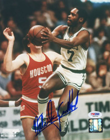 Celtics Nate 'Tiny' Archibald Signed Authentic 8X10 Photo PSA/DNA #S32752