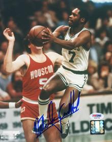 Celtics Nate 'Tiny' Archibald Signed Authentic 8X10 Photo PSA/DNA #S32752