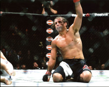 Urijah Faber UFC Authentic Signed 8X10 Photo Autographed BAS #B04435
