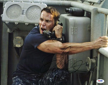 Taylor Kitsch Battleship Signed Authentic 11X14 Photo PSA/DNA #V29240