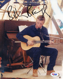 Billy Bragg Signed Authentic 8X10 Photo Autograph PSA/DNA #M42468