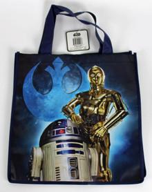 R2-D2 & C-3PO Star Wars Bag