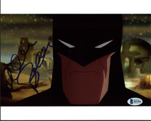 William Baldwin Justice League Crisis on Two Earths Signed 8X10 Photo BAS B51956