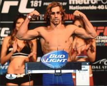 Urijah Faber UFC Authentic Signed 8X10 Photo Autographed BAS #B04432