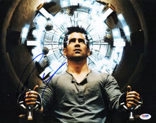 Colin Farrell Total Recall Signed Authentic 11X14 Photo PSA/DNA #V67163