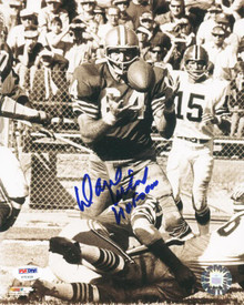 49Ers Dave Wilcox Signed Authentic 8X10 Photo Autographed PSA/DNA #U70339